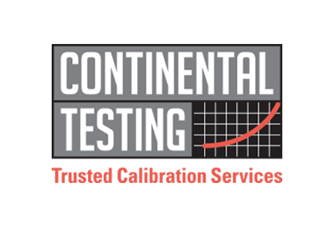 continental testing trusted calibration services logo